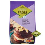 Morrisons Free From Chocolate Sponge