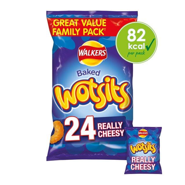 MORRISONS > Food Cupboard > Walkers Baked Wotsits