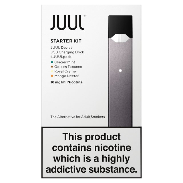 Juul Starter Kit 18 Mg