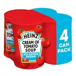 Heinz No Added Sugar Cream Of Tomato Soup