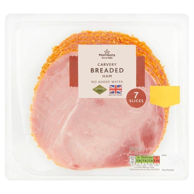 Morrisons Carvery Breaded Ham