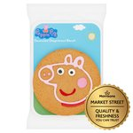Peppa Pig Iced Gingerbread Biscuit