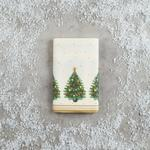 Morrisons Traditional Christmas Tree Table Cover