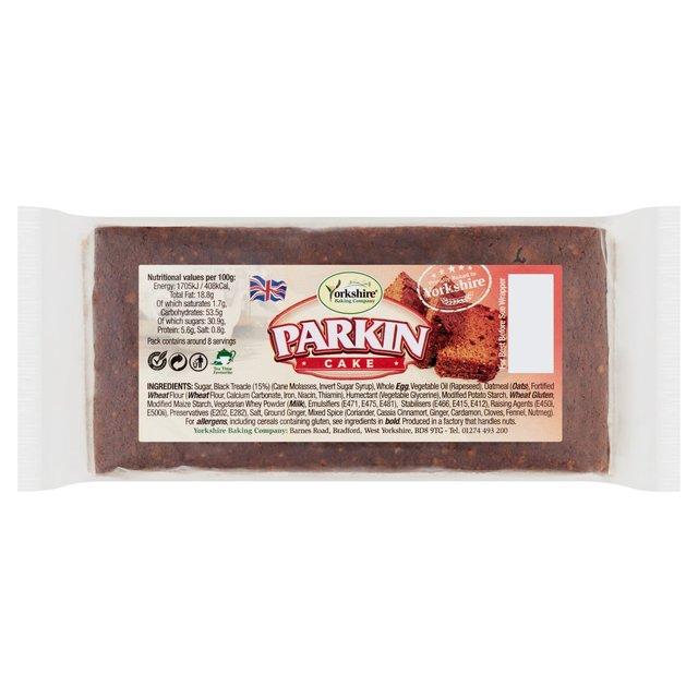 MORRISONS > Bakery > Yorkshire Baking Company Parkin Cake