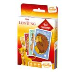 Shuffle 4 In 1 Card Games Disney The Lion King