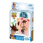 Shuffle 4 In 1 Card Games Disney Pixar Toy Story 4