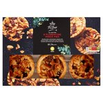 Morrisons The Best Florentine Mince Pies