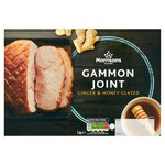 Morrisons Gammon Joint With Ginger & Honey Glaze