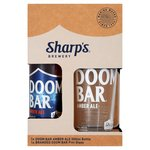 Sharp's Doom Bar & Pint Glass