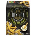 Brew City Dill Pickle Bar Fries
