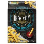 Brew City Ipa Last Orders Fries