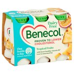 Benecol Dairy Free Tropical Fruits Soya Drink