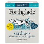 Forthglade Sardines With Sweet Potato & Veg Complete Meal 1 Yr+