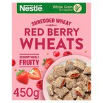 Shredded Wheat Red Berries and Vanilla