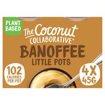 The Coconut Collaborative Banoffee Dessert Pots