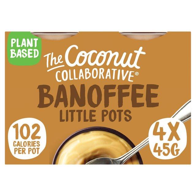The Coconut Collaborative Banoffee Dessert Pots