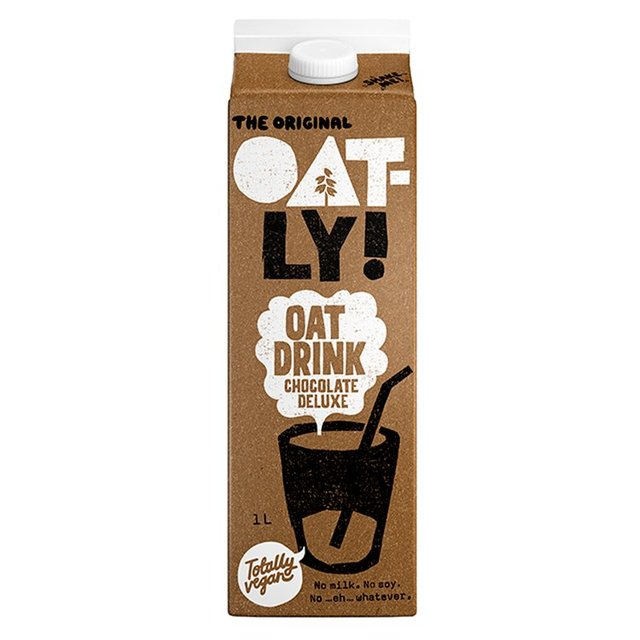 Oat-Ly Chocolate Oat Drink
