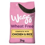 Wagg Wheat Free Chicken & Rice