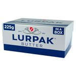 Lurpak Butter Slightly Salted In A Reclosable Box