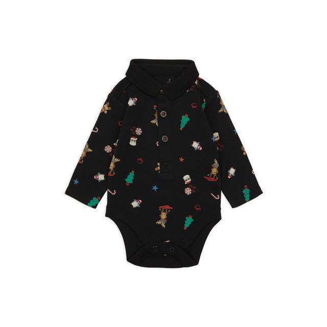 Nutmeg Family Of Boys Bodysuit 6-9 Months 022290