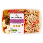 Morrisons Fresh Ideas Chicken & Vegetable Korma