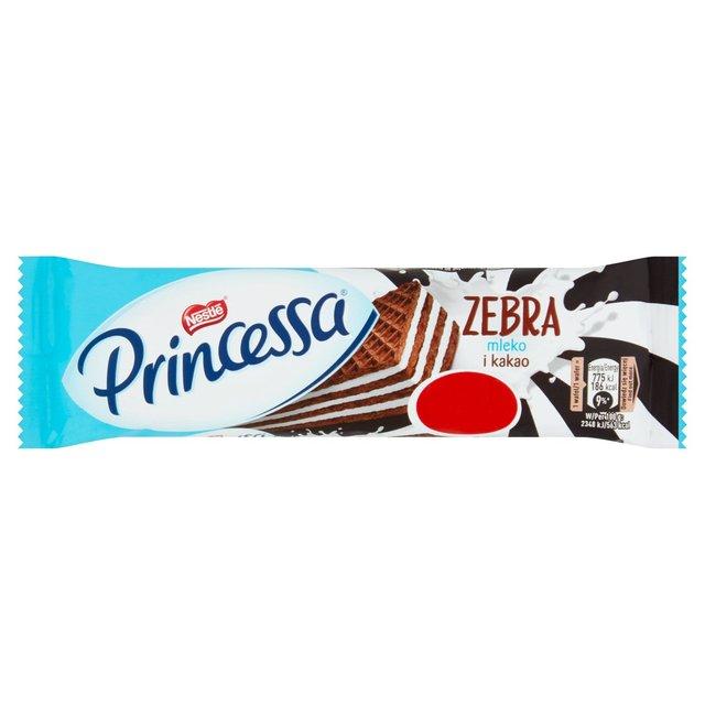 Nestle Princessa Zebra Wafer