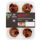 Morrisons The Best Mince Pie Stuffing Portions