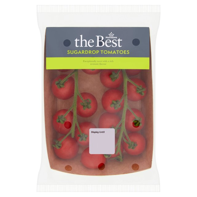 Morrisons The Best Sugardrop Tomatoes