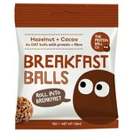 The Protein Ball Co. Hazelnut + Cacao Breakfast Balls
