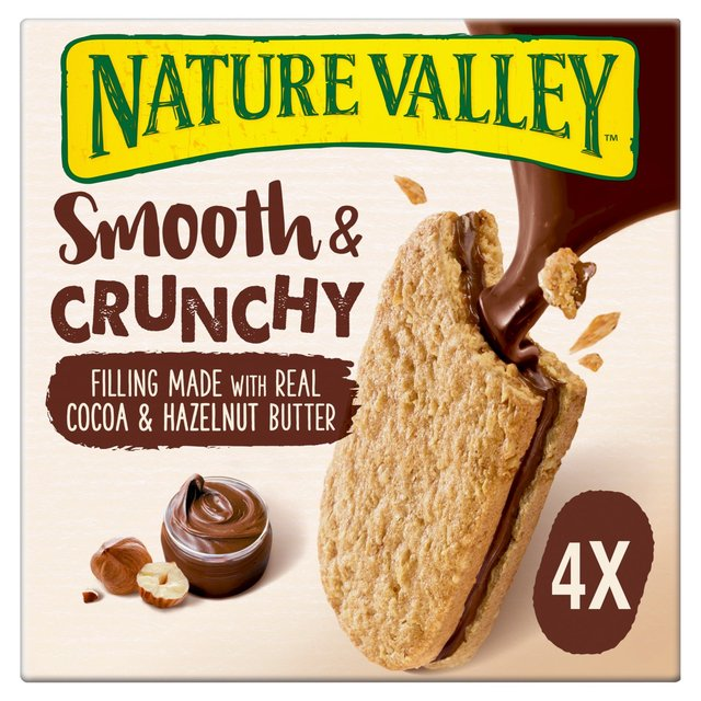 Nature Valley Nut Butter Cocoa Hazelnut