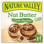 Nature Valley Nut Butter Cups Cocoa Hazelnut