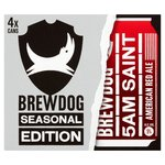 Brewdog Seasonal Edition 5am Saint American Red Ale