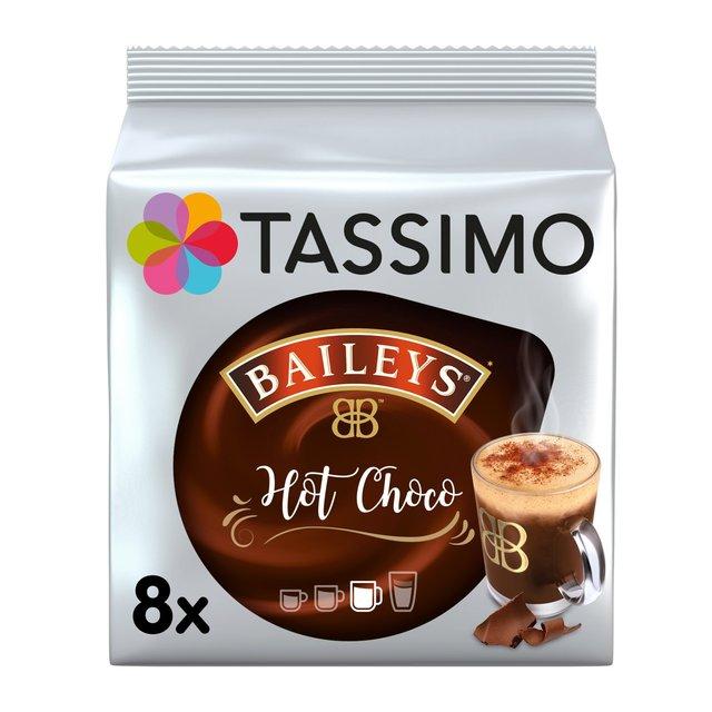 Morrisons Tassimo Baileys Hot Choco 8 X 275gproduct