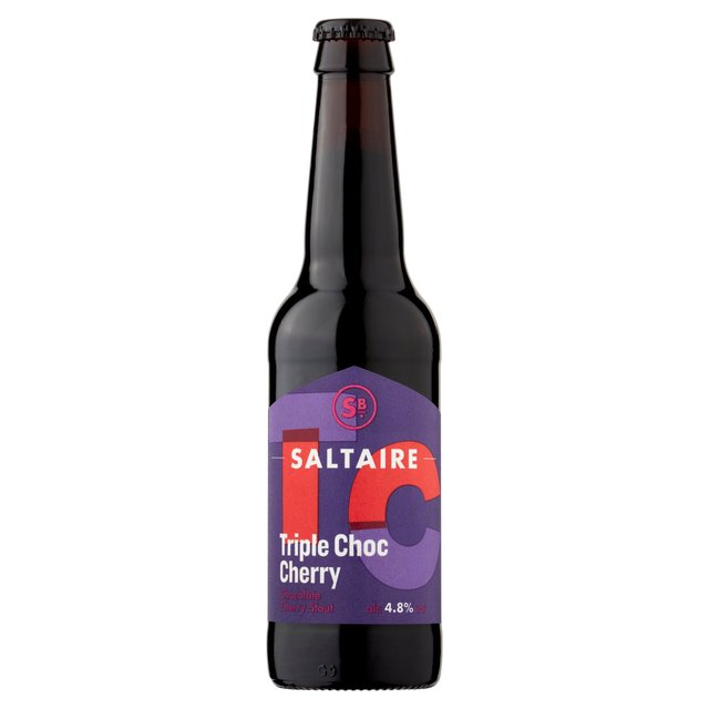 Saltaire Brewery Triple Choc With A Hint Of Cherry