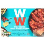 Weight Watchers Korean Chicken Curry