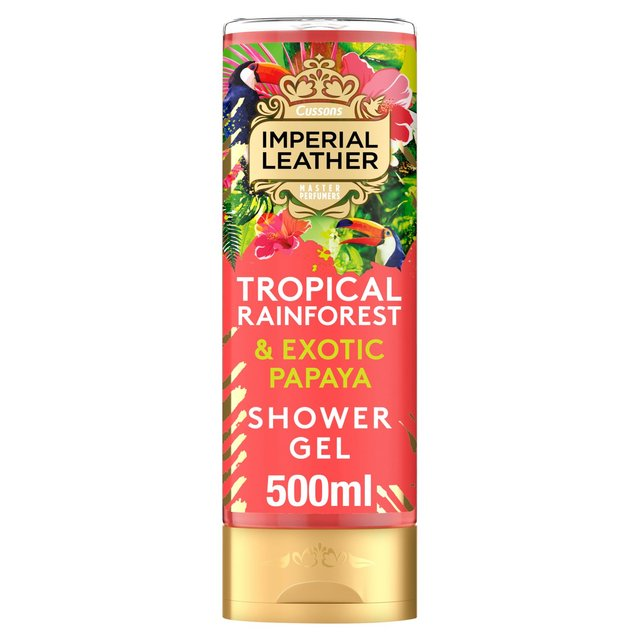 Imperial Leather Tropical Rainforest & Exotic Papaya Shower
