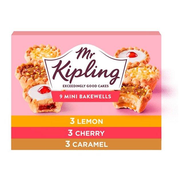 Mr Kipling Mini Bakewells