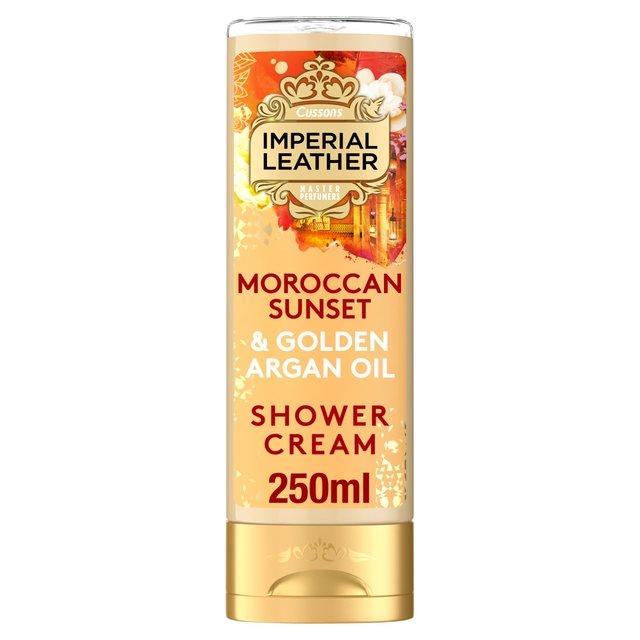 Imperial Leather Moroccan Sunset & Golden Argan Oil Shower Cream