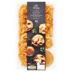 Morrisons The Best Onion Bhaji Nests With Mango Dip