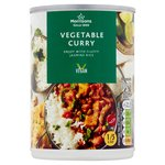 Morrisons Vegetable Curry