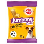 Pedigree Jumbone Mini With Chicken & Lamb