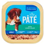 Morrisons Dog Pate With Lamb & Game