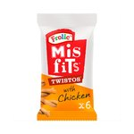 Misfits Twistos With Chicken