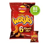 Walkers Wotsits Flamin Hot