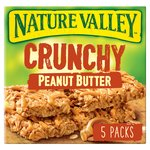 Nature Valley Crunchy Peanut Butter 10 Per Pack
