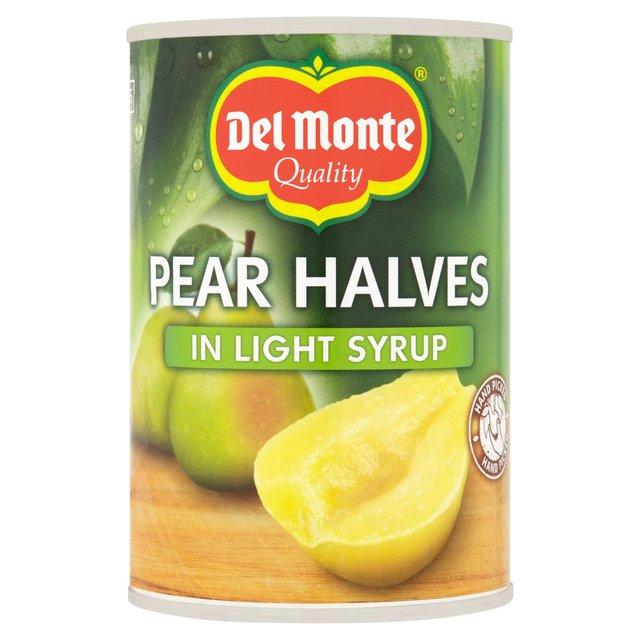 Delmonte Pear Halves in Syrup