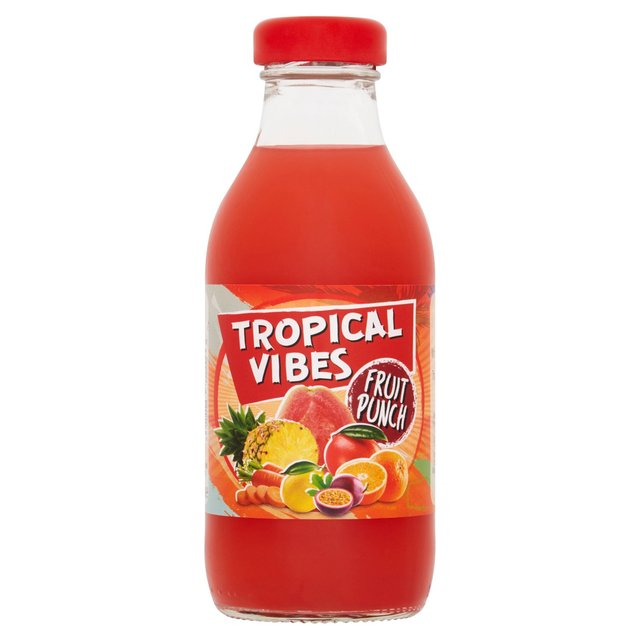 Tropical Vibes Fruit Punch