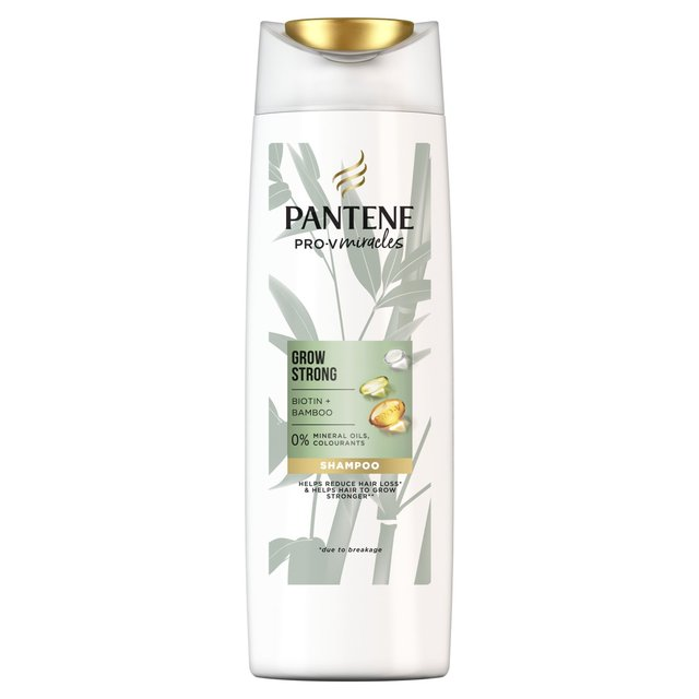 Pantene Miracles Shampoo Grow Strong