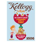 Kellogg's By Kids Strawberry, Apple & Carrot