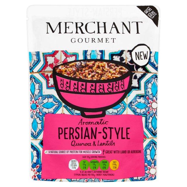 Merchant Gourmet Aromatic Persian-Style Quinoa & Lentils